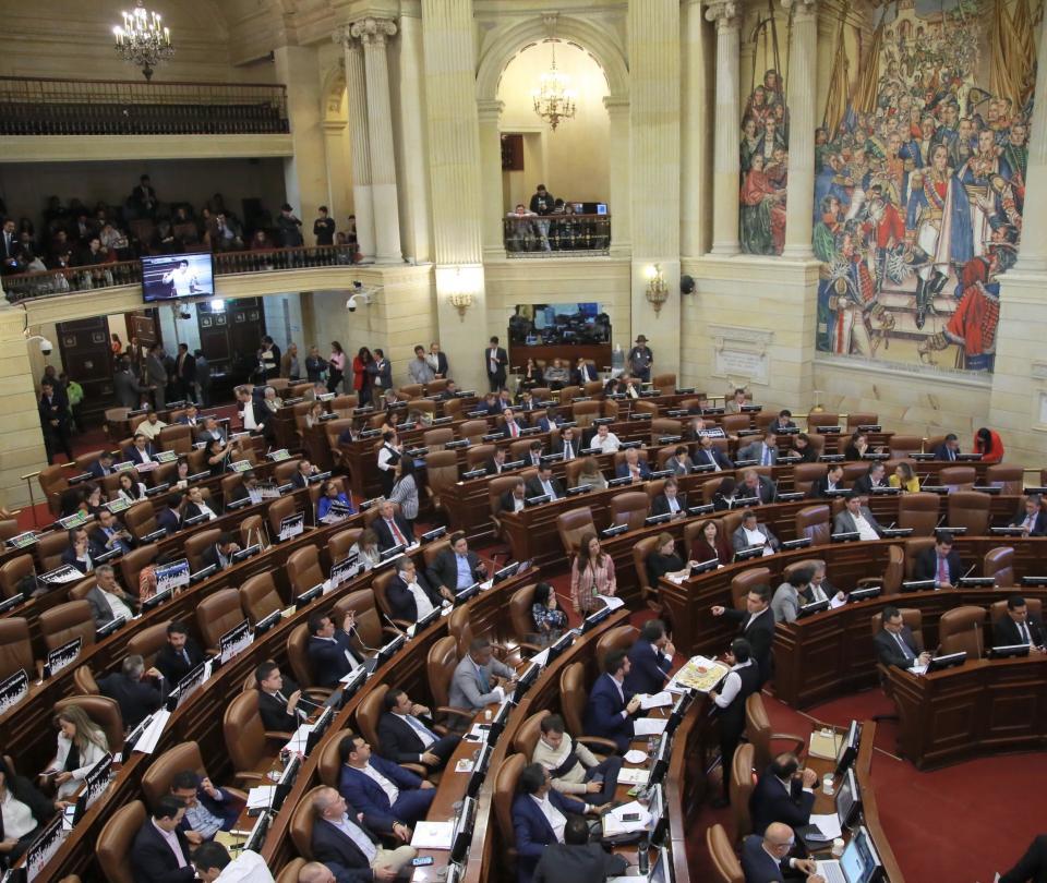 Oposición se retira de la discusión de la reforma tributaria - Noticias de Colombia