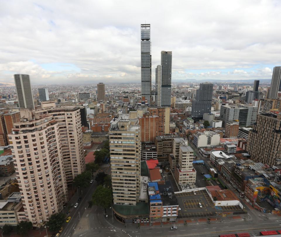 En construcción, el área licenciada aumentó 51,3 % - Noticias de Colombia