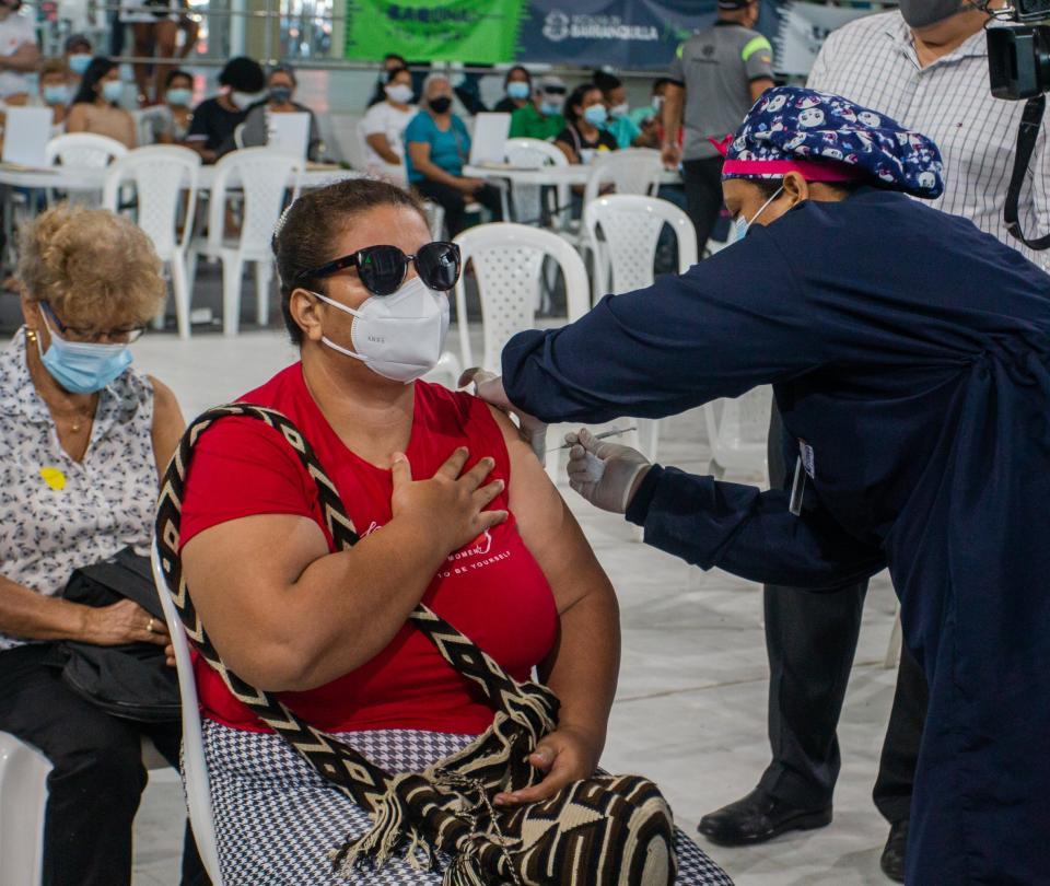 Colombia sí aplicará tercera dosis de vacuna contra el covid - Noticias de Colombia