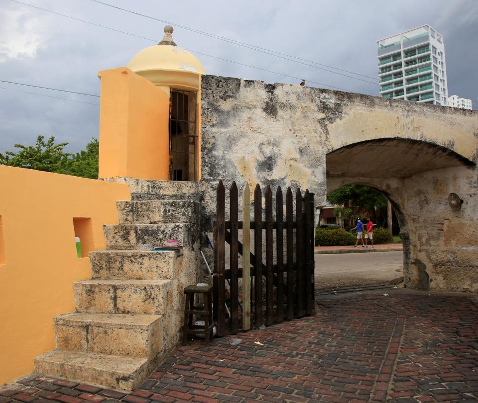 Empresa de Cartagena tiene hasta el 29 de octubre para reparar muralla - Noticias de Colombia