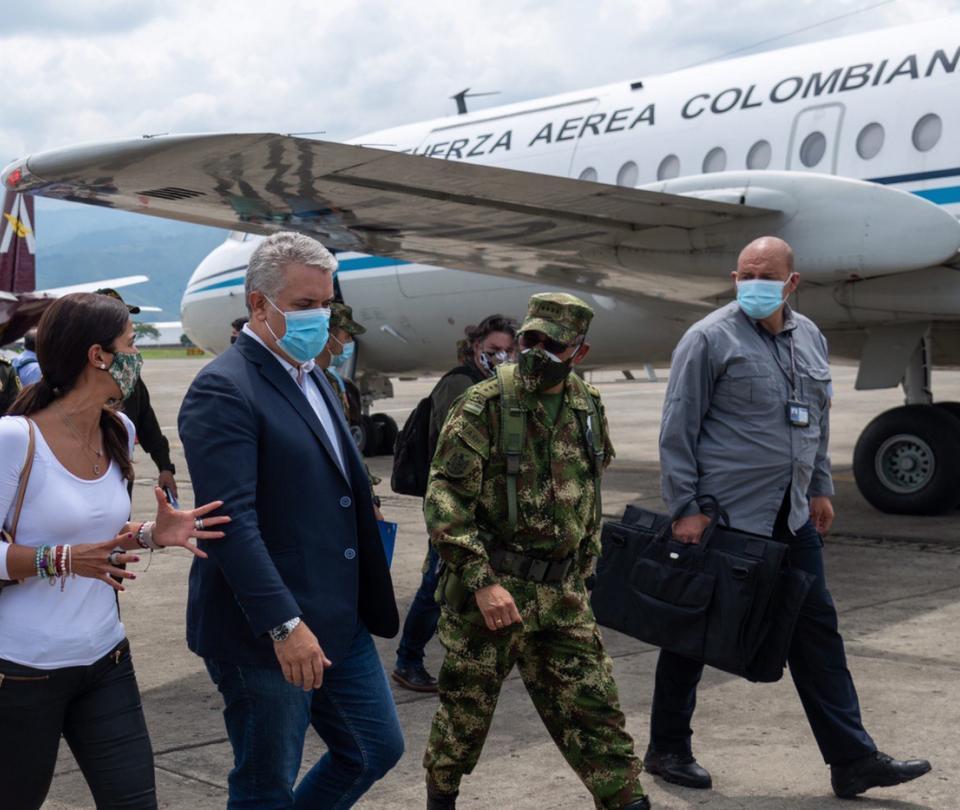 Afianzar lazos comerciales, objetivo del Gobierno en su visita a Corea - Noticias de Colombia