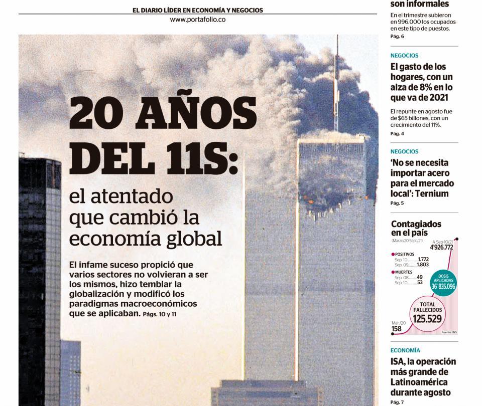 Descargue aquí la edición digital de Portafolio fin de semana - Noticias de Colombia