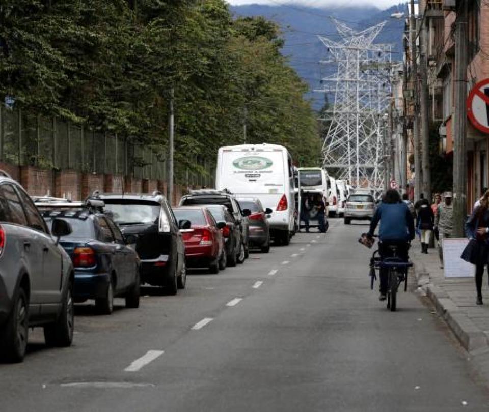 Tenga en cuenta: lo que tendrá que pagar si parquea en vías de Bogotá - Noticias de Colombia
