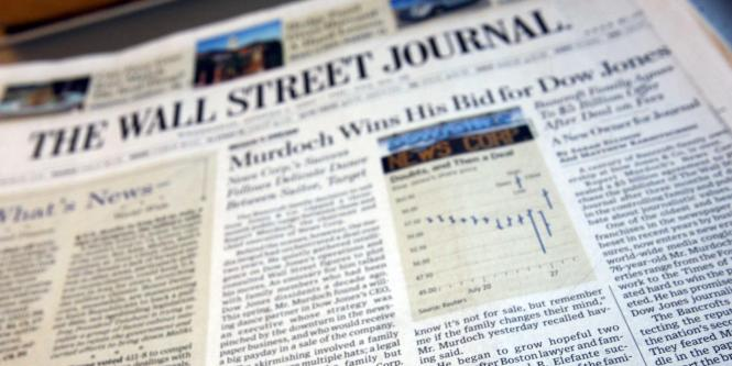 Wall Street Journal y Dow Jones recortarán empleos