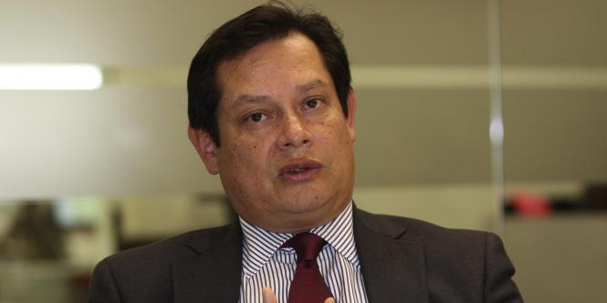 Clemente Del Valle, presidente de la FDN.