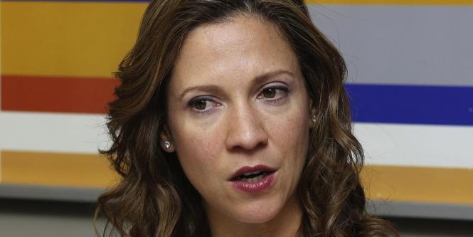 Maria Claudia Lacouture, presidenta de Procolombia.