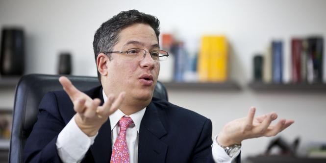 El director de la Dian, Santiago Rojas, reveló que el recaudo de este año creció 7% frente al 2013.