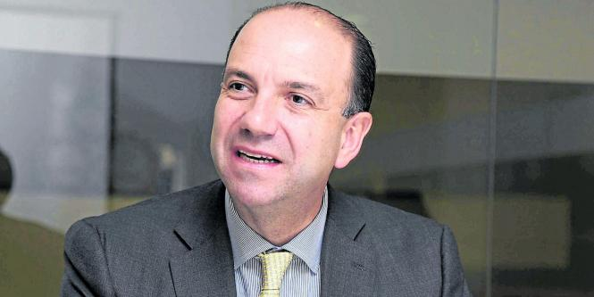 Gabriel Vallejo, director del DPS.