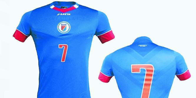 e3a581a127786 Saeta es la única marca colombiana que le fabrica a la Fifa ...