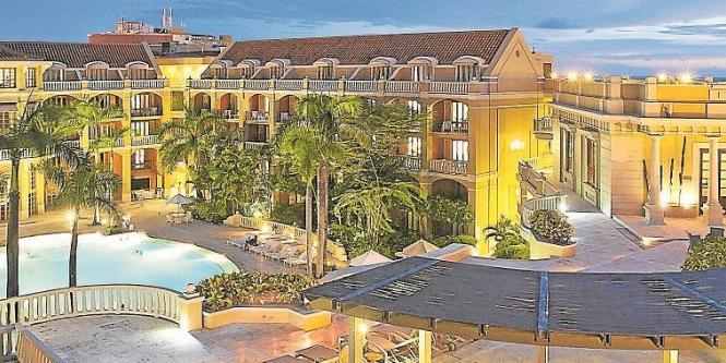 Hoteles de lujo colombianos los m s baratos de am rica for Hoteles de lujo baratos