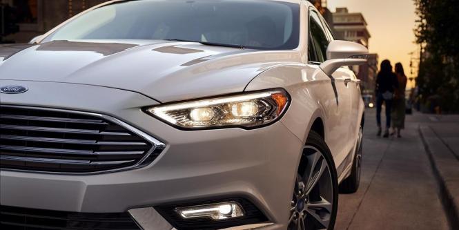 Ford colombia present el nuevo fusion titanium plus for Nuevo fusion plus