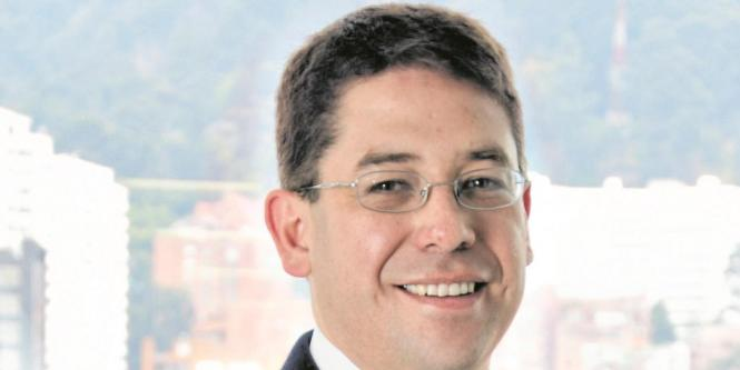 Mauricio Salgar, Managing Director Región Andina de Advent