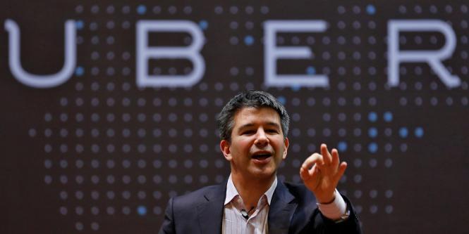 Travis Kalanick, CEO de Uber.