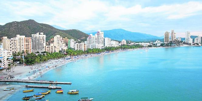 Pesos Pesados De Sector Hotelero Se Instalan En Santa Marta Empresas Negocios Portafolio