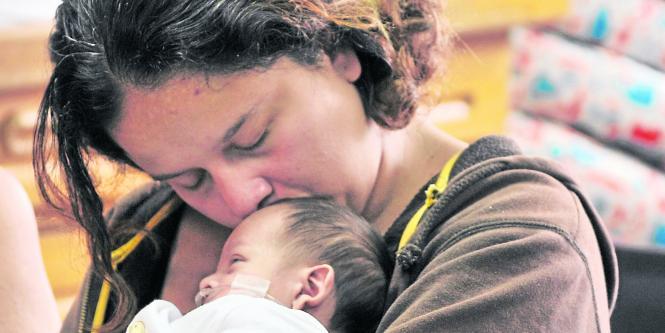 Ampliar la licencia de maternidad es una propuesta.