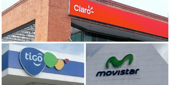 Movistar y Tigo acusan abusos de Claro
