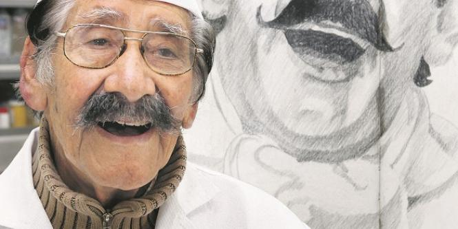 Falleció Don Olimpo, el 'inventor' del Chocoramo