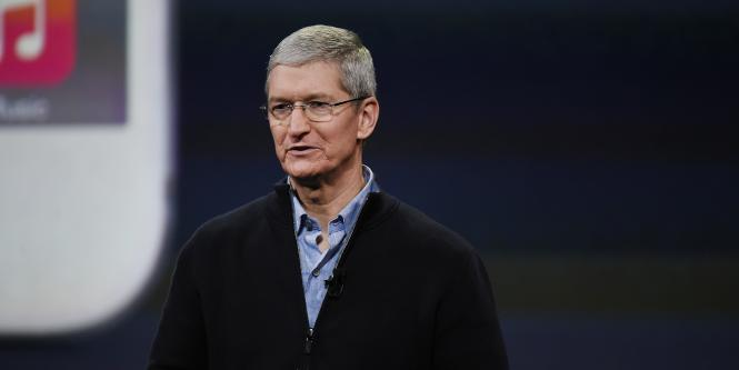 Tim Cook, el director de Apple, donará toda su fortuna