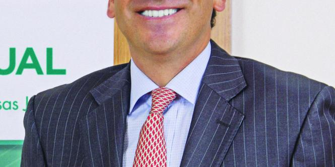 David Buenfil, CEO de Old Mutual para América Latina y Asia.