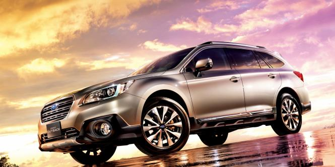 All New Forester, XV Techno y la Outback 2015