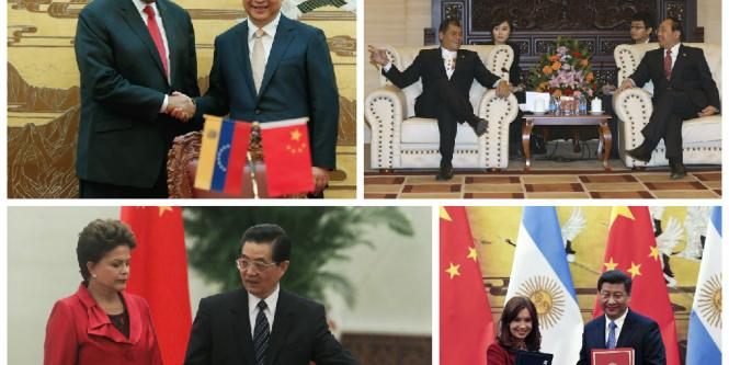 China se consolida como el mayor garante de Latinoamérica