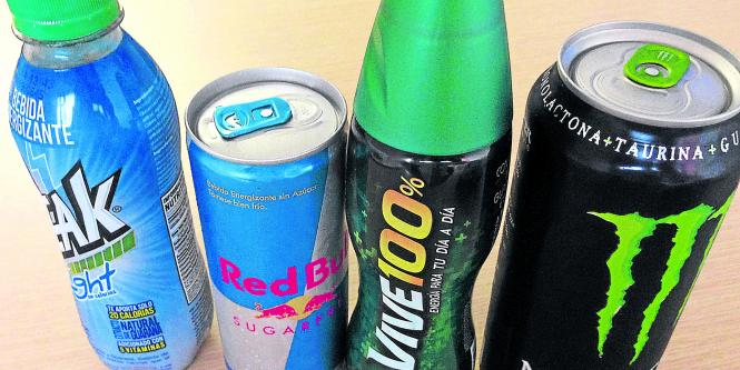 Peak, Red Bull, Vive 100 y Monster, entre otras, lideran el mercado local.
