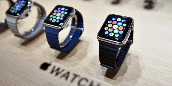 Reloj inteligente  Apple Watch estará en venta desde abril.