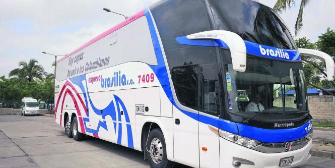 Bus Expreso Brasilia VIP