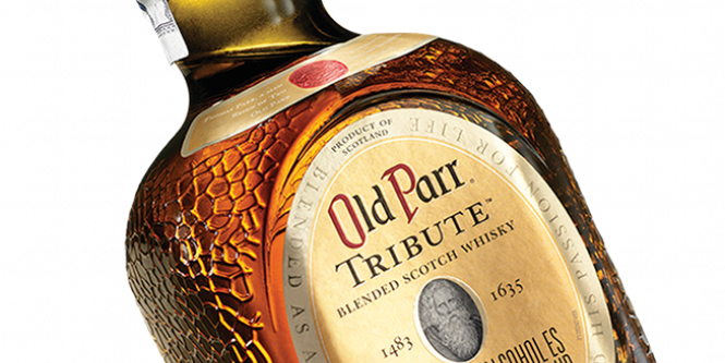 Old Parr Tribute debuta en el mercado colombiano.