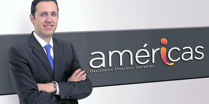Jorge Enrique Cote, presidente de Américas Business Process Services.