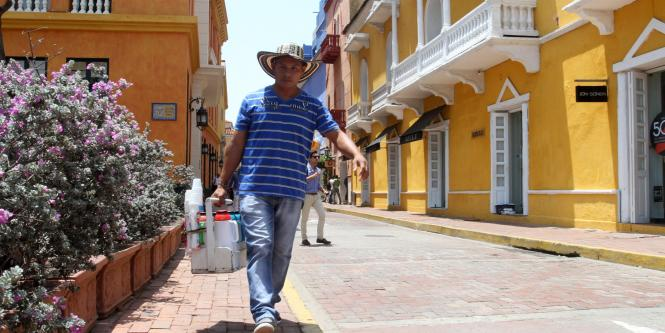 En video/ Lo que muestra The New York Times de Cartagena