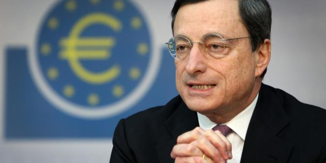Presidente del Banco Central Europeo (BCE), Mario Draghi.