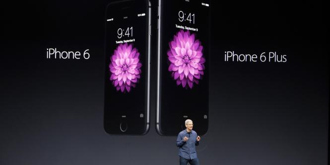 Este martes, Apple presentó sus nuevos iPhone 6 y Apple Watch.