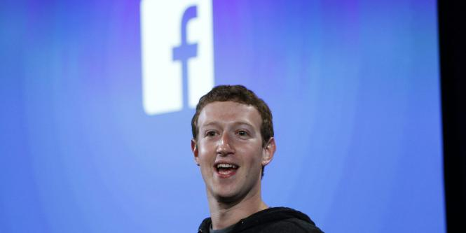 Mark Zuckerberg, creador de Facebook.
