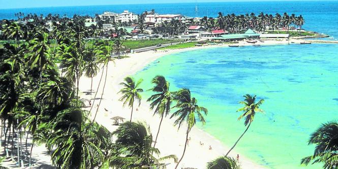 Isla de San Andrés siente efecto del fallo de La Haya   Finanzas ...