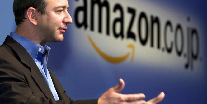 Jeffrey Bezos, fundador de Amazon.com.