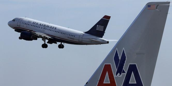 American Airlines selló su fusión con US Airways.