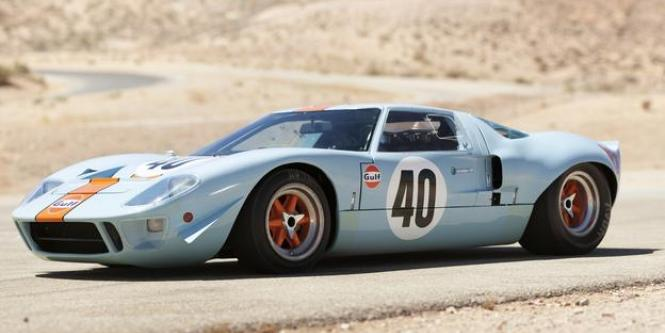 Ford GT40 Golfo