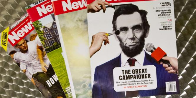 Newsweek abandóno el papel hace seis meses.