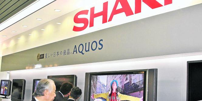 Sharp se refuerza en el mercado