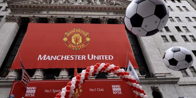 Manchester United registra ingresos récord