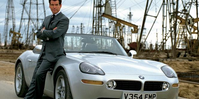 Pierce Brosnan interpretó al famoso agente 007.
