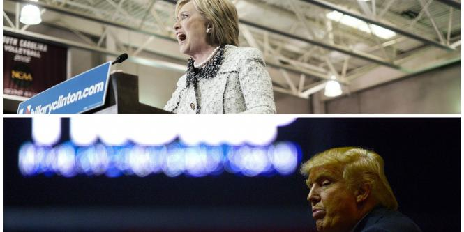 Clinton y Trump llegan como favoritos al 'supermartes'.
