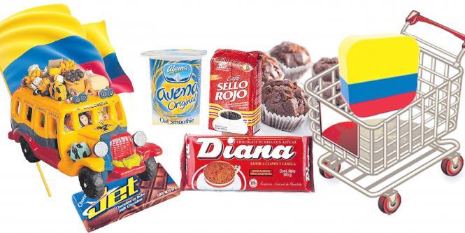 ¿Qué vende una tienda colombiana en Estados Unidos?