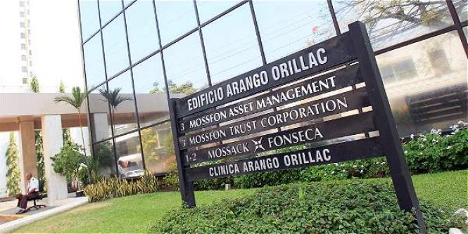 Sede de la firma de abogados Mossack Fonseca, en Panamá. a