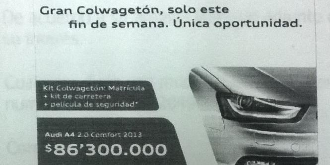 Superindustria Multa A Colwagen Por Publicidad Enga 241 Osa