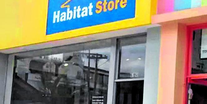 challenger compar la tienda habitat store negocios