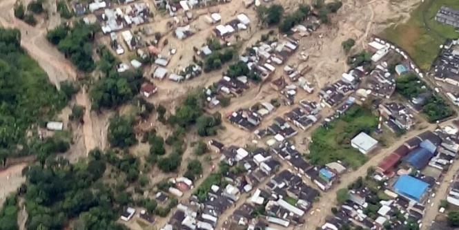 Suman 234 los muertos en Colombia