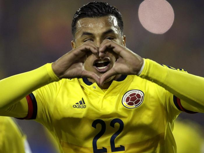 El defensa colombiano, Jeison Murillo.