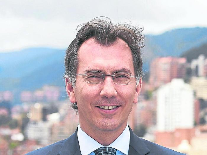 Aurelio Forero, gerente de BizCorps Colombia.